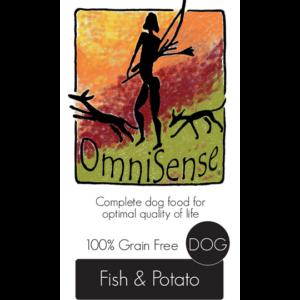 OmniSense med fisk & kartoffel