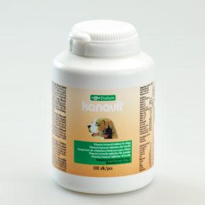 Kanavit vitamin- & mineraltabletter