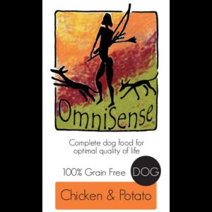 OmniSense med kylling & kartoffel