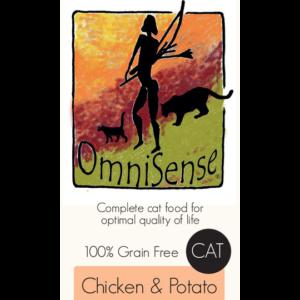 OmniSense Cat med Kylling og Kartoffel